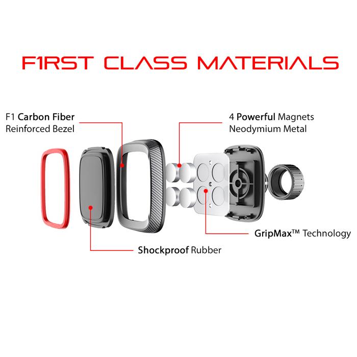Multiline-power-magnet-car-holder-MWCF50-explode-1