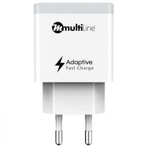 Multiline-xtreme-series-power-adapter-18W-Fast-MW77Q-front-face-1